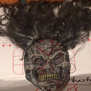 Zombie Halloween costume for child L (12-14)