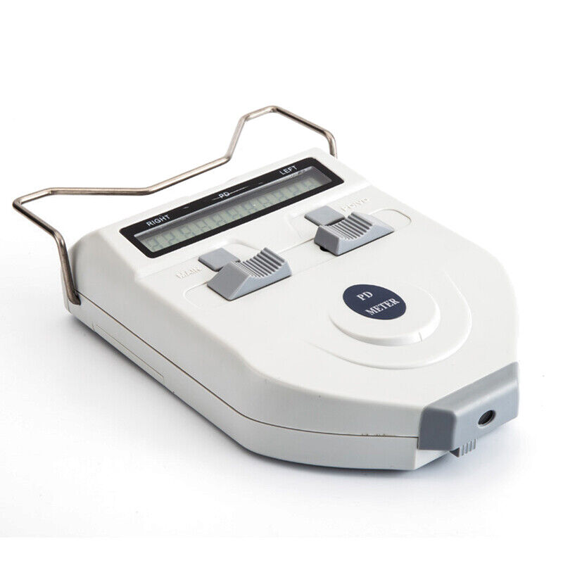 FDA Optometry Equipment Digital Pd Meters Optical LED Light Pupilometer US Stock