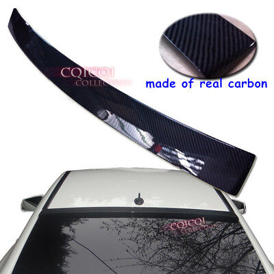 Carbon Fiber Mercedes-BENZ 2010~2016 C207 E class Coupe 2-Door roof spoiler @US