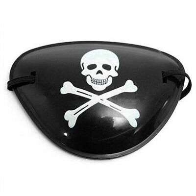 Halloween Skull Mask For Kids (Eye Patch Mask Skull Pirate Halloween Masquerade Costume Party Toy Adult)