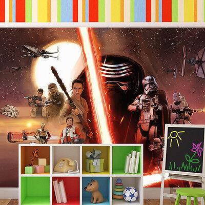 Star Wars Jedi Trooper Wall Mural Photo Wallpaper Bedroom Children Room Nursery