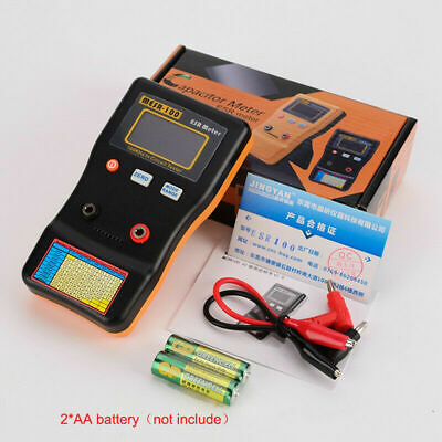 Mesr100 V2 Auto Ranging In Circuit Esr Capacitor R Meter Tester 0.001 To 100r