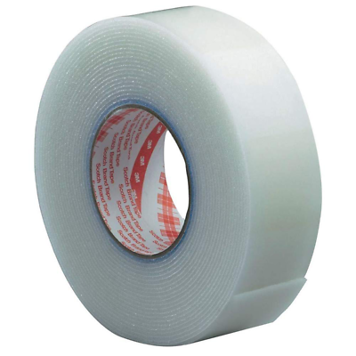 3M™ Extreme Sealing Tape 4412N Translucent 1 in x 18 yd 80 mil