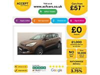 Ford Kuga 2.0TDCi ( 140ps ) 2014.75MY Titanium FROM £57 PER WEEK !