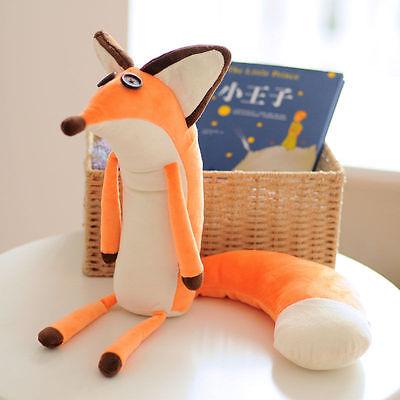 The little Prince Le Petit Prince Fox stuffed Plush Doll Rose Gift (Le Petit Prince Kostüm)