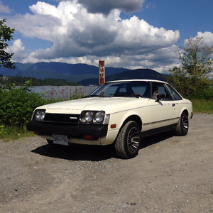 1979 Toyota Celica Vintage Japanese Sports Car ~ Very low KMs