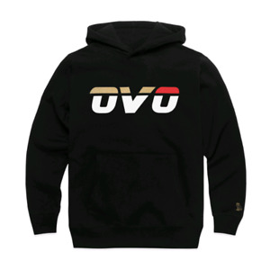 OVO RUNNER HOODIE IN BLACK. SIZE LARGE