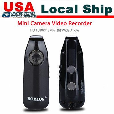 12MP Action Camera Mini Motorcycle Recorder 1080P HD Clip Recorde Pen Video - Camera Video Clips