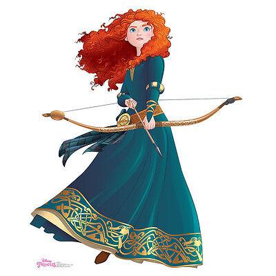 MERIDA Princess Disney Brave Lifesize CARDBOARD CUTOUT Standee Standup Poster - Princess Life Size Cutouts