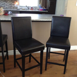Bar Stools - all  3 for this price