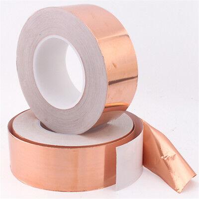 0.06mm6mm Copper Foil Tape Conductive Self Adhesive Heat Insulation