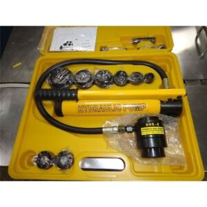 PUNCH / POINCON HYDRAULIQUE/ PUNCH DRIVER