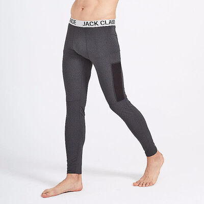 Layer Long Johns (Thermal Pants Underwear Long Johns Base Layer Men's Thicken Plus size Bottoms)