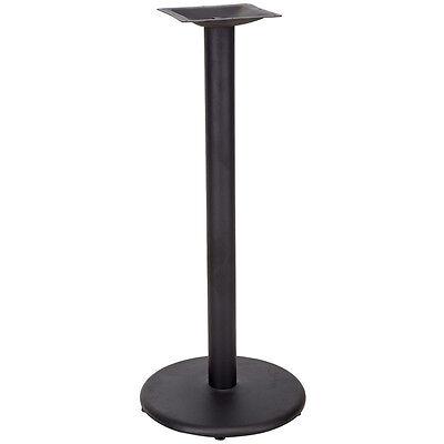 18 Round Restaurant Table Base With 3 Dia. Bar Height Column