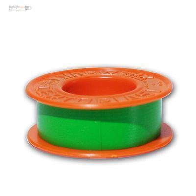 ( 0,31€/ M ) Cinta Aislante PVC Verde - Adhesiva Para Aislación...