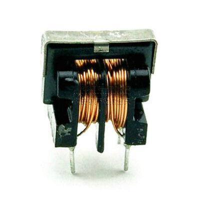 5pcs M048 Uu10.5uf10.5 20mh Common Mode Choke Inductor Filter 1013mm