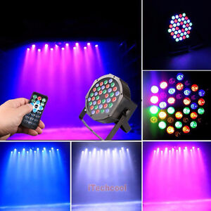 36W LED Stage Light Remote Control Party Disco DMX512 + REmote