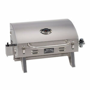 NEW STAINLESS STEEL PORTABLE outdoor BBQ