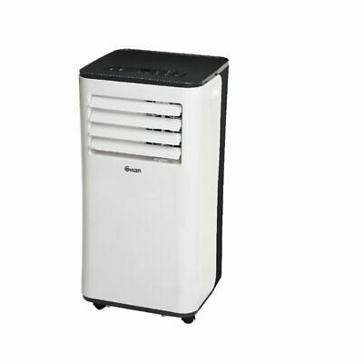 Swan Portable Air Conditioner Full System, 2 Speeds, Remote, SAC16810N Refurb