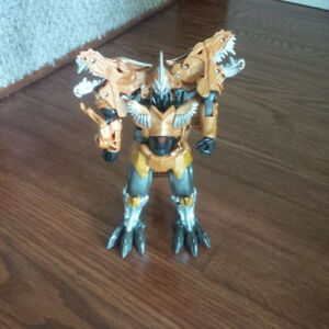 Like-new! Transformers Figure