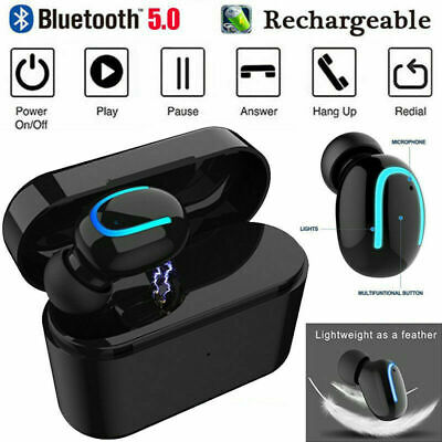 Im Ohr Kopfhörer Bluetooth 5.0 Sport Kabellos Stereo Headset Für HUAWEI Samsung Stereo Headset Kopfhörer