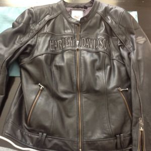 Harley Davidson Women's XL Leather Jacket