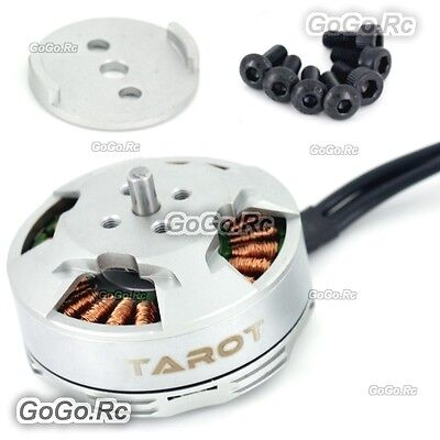 Tarot Brushless Disc Motor 4108 380KV 6S For RC Multirotor Hexacopter- TL68P07