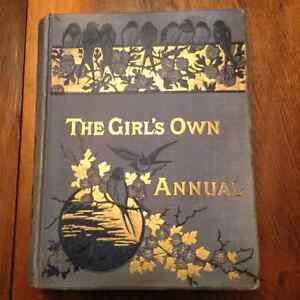 The Girls Own Annual 1889