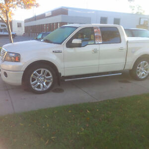 2008 Ford F-150 SuperCrew LIMITED SUPERCHARGED