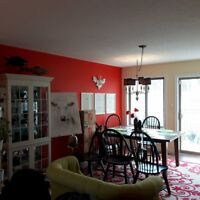 quality and locally owned interior painting service