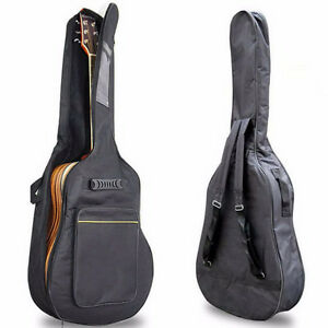 GUITAR BAG ALL GUITARS+GUITAR STRAP+ 5 PICKS BRAND NEW $40