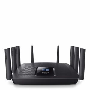 Linksys AC5400 Tri Band Wireless Router with MU-MIMO