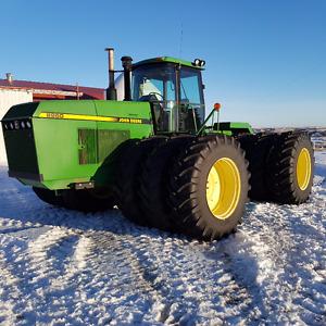 John Deere 8960 4wd Tractor