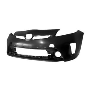 New Painted 2012-2015 Toyota Prius Front Bumper & FREE shipping