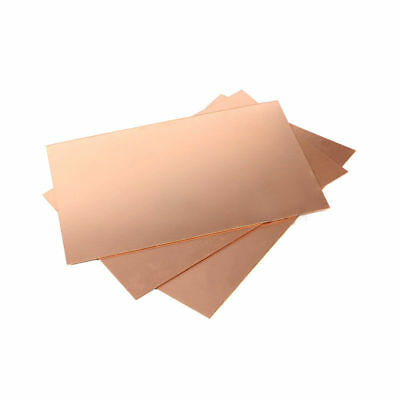 Pcb Circuit Board Singledouble Sided Copper Clad Plate Laminate 7x10-20x30cm Ts