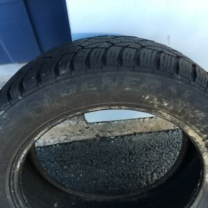 2 x 205/55 R16 M+S Tires for SALe