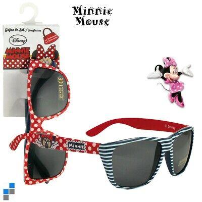 Disney Minnie Mouse Sonnenbrille Kinder Brille