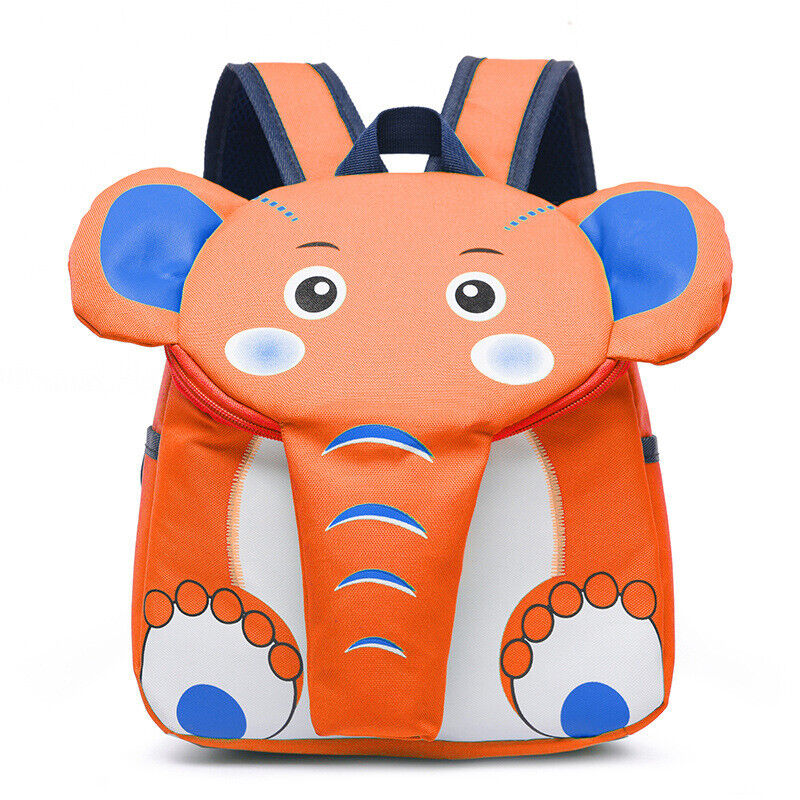 Kids Baby Elephant Backpack Cute Cartoon Bag For Children Toddlers School Gifts