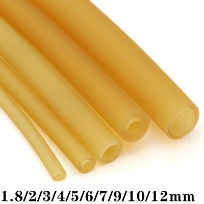 1.8234567910121417mm Latex Rubber Surgical Tubing Tube Elastic Hose