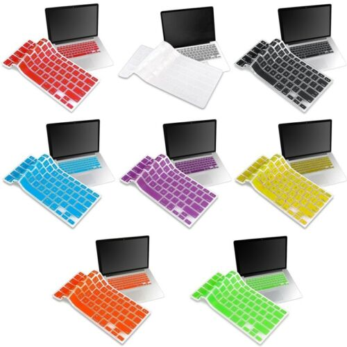 Silicone Keypad Cover Protector Keyboard For Macbook Air Pro