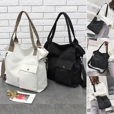 Women's Large Travel Shopping Bag Purse Handbag Ladies Tote Shoulder Bags