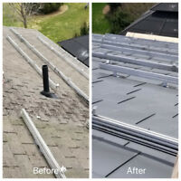 Removal and Re Installation of Solar Panels on your New Roof!