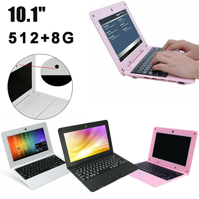 """Kids 10.1"""" Netbook Mini Laptop Wifi Android 8880CPU 1.5GHz Notebook Camera 1"""