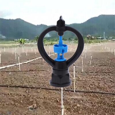Rotary Sprinkler (360 Degree Rotary Sprinkler Water Saving Micro Sprayer Nozzle Garden Watering WH)