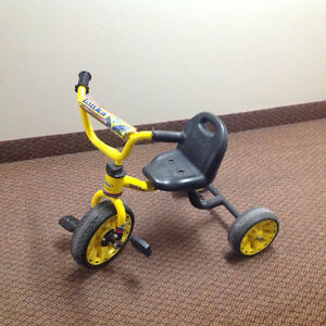 Tonka Toddler tricycle