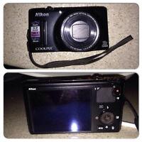 Nikon Coolpix S9400 18.1 megapixels