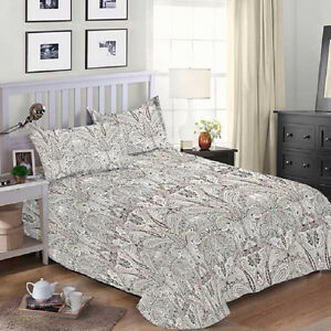 Bed Sheet Sets-100% Real Cotton-Not Micro Fiber-New Designs Kitchener / Waterloo Kitchener Area image 6