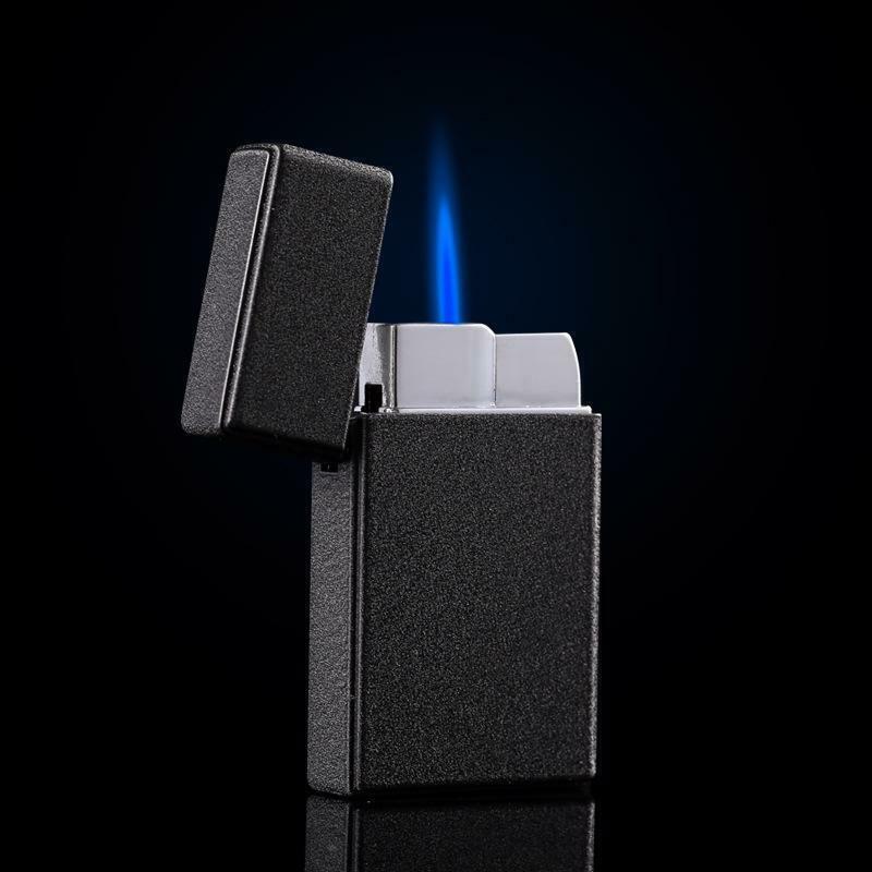 Jet Lighter Compact Butane Torch Gas Lighter Cigarette Acces
