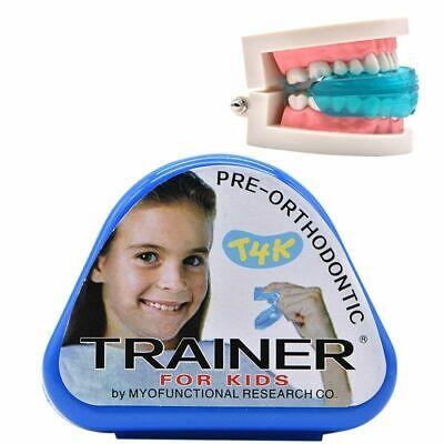 Dental Teeth Trainer Practical Support Orthodontic T4k Aligner Children Size