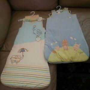 sleep sac, basinette, sterilizer, ergo infant insert, cool-mee Kitchener / Waterloo Kitchener Area image 3